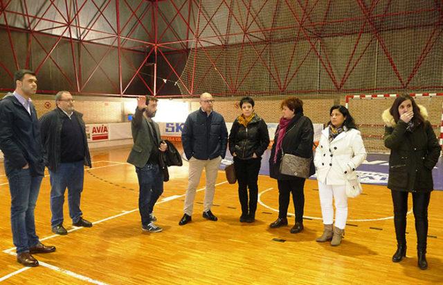 Polideportivo Ciudad de Tudela