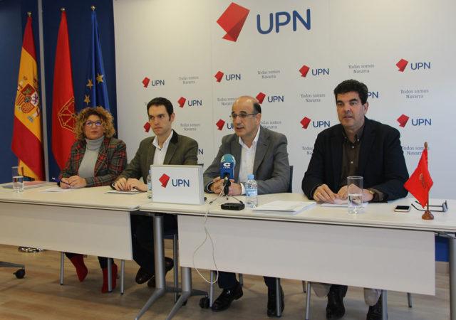 Enmiendas presupuestos de Navarra Ribera