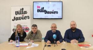 Los miembros de la Fundación Tudela Comparte han dado a conocer la nueva campaña Yo soy de Villa Javier